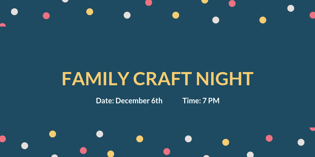 Family Craft Night Website Flyer.png